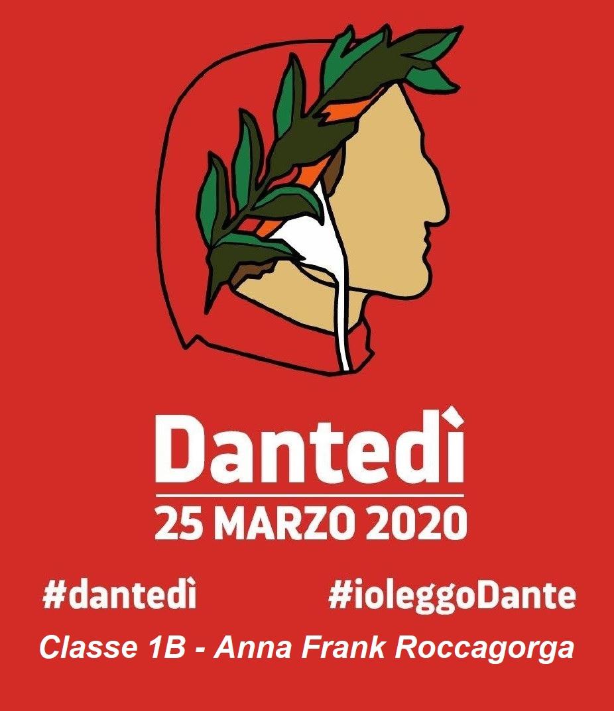 DanteDì 1B – Anna Frank Roccagorga